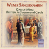 Cover - Wiener Sängerknaben - Gallus Missa, Britten A Ceremony of Carols