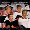 Cover - A Festival of Lessons & Carols